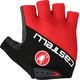 Castelli Adesivo Gloves Men red/black